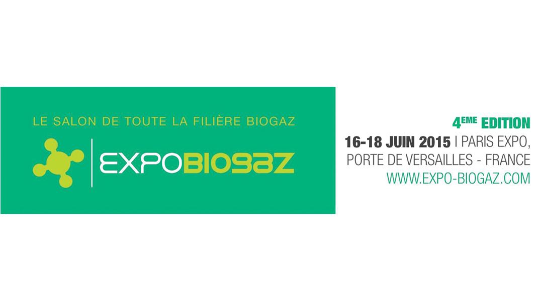 Salon ExpoBiogaz 2015