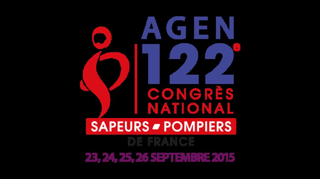 logo Congrès National des Sapeurs-Pompiers 2015