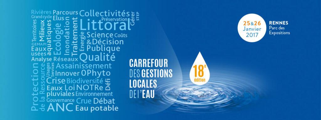 Carrefour de l'eau 2017