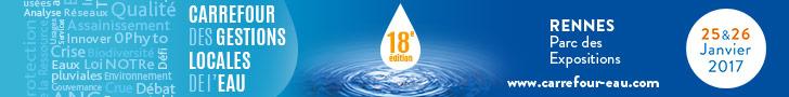 18ème édition du carrefour des gestions locales de l'eau