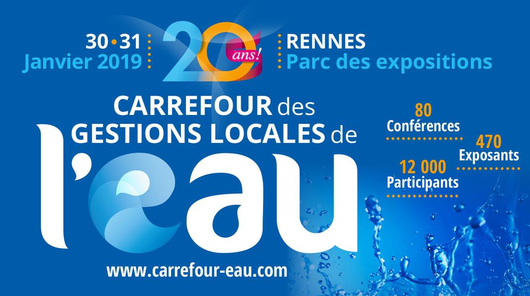 Carrefour Des Gestion Locales De Leau 2019 Diva Plastique
