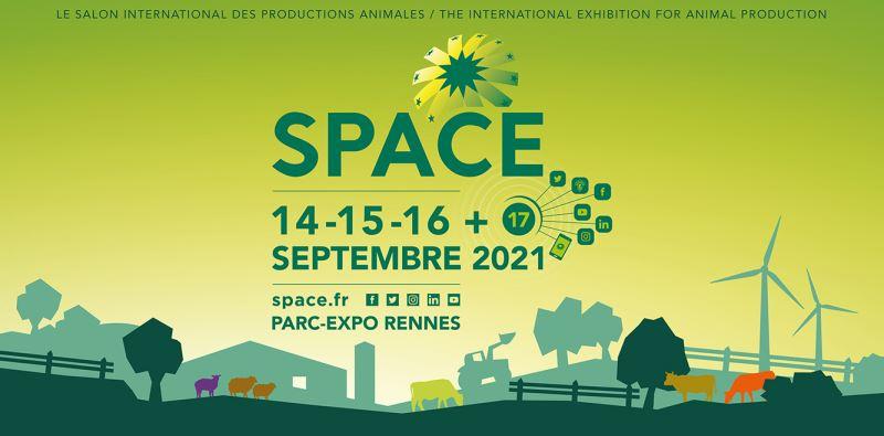 Space (Rennes) les 14, 15, 16 Septembre 2021